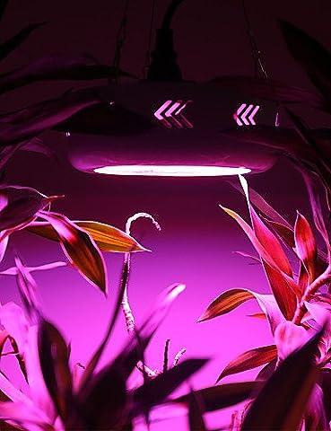 SDYJQ 300W Croissance végétale lumière LED UFO spectres pour croître à effet de floraison des plantes tente// En fleurs blanc , d'ensemencement