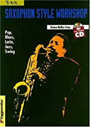 Saxophon Style Workshop, m. Audio-CD