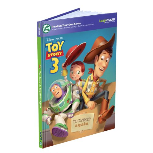 All LeapFrog pFrog Tag Toy Story 3 Buch (englische Version) [UK Import] (Tag Story Toy)