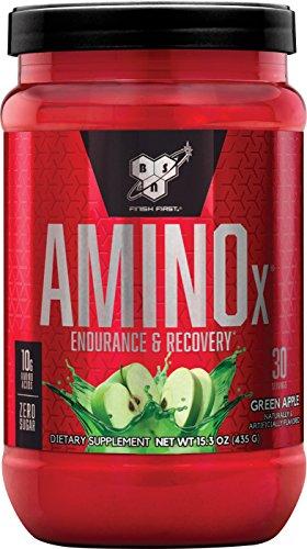 BSN Amino X Pomme Verte 435 g