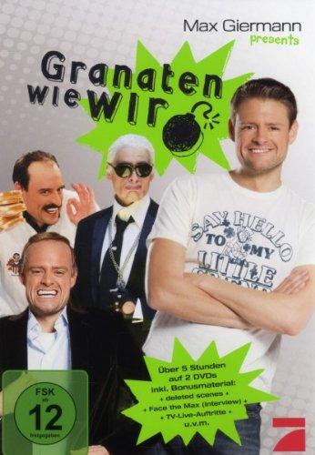Max Giermann - Granaten wie wir