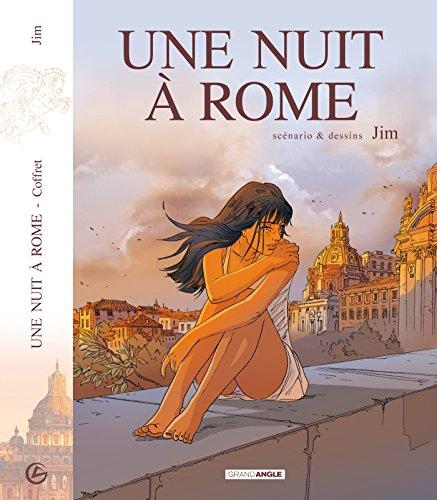 UNE NUIT A ROME ECRIN DESSOUS + CALE