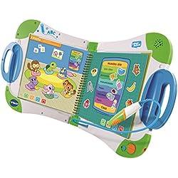 VTech - Sistema de aprendizaje interactivo, MagiBook, color verde (80-602122)