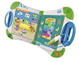 VTech-80-602122 Sistema de Aprendizaje Interactivo, MagiBook, Color Verde (3480-602122)