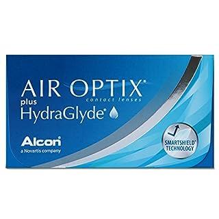 Air Optix HydraGlyde Monatslinsen weich, 6 Stück / BC 8.6mm / DIA 14.2 / -2.5 Dioptrien