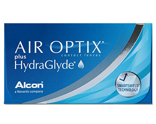 Air Optix plus HydraGlyde bc 8.6 dia 14.20 3 Lenti A Contatto Mensili (-2.50)