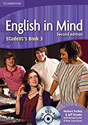 English in Mind Level 3 Student's Book with DVD-ROM by Herbert Puchta (2010-10-11)