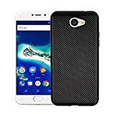 MOONCASE Google General Mobile GM6 Case, Ultra Slim Flexible TPU Armor Case Durable Anti-Scratch Shockproof Protective Cover for Google General Mobile GM6 Black