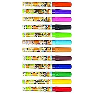Cello Hap Chhotta Bheem Sketch Pen Set - Pack of 12 (Multicolor)