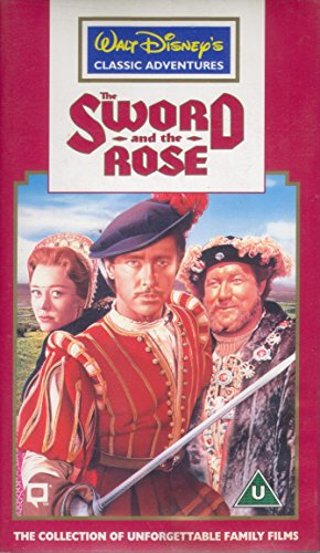the-sword-and-the-rose-vhs
