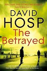 The Betrayed by David Hosp (2013-01-17)