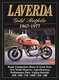 Laverda Gold Portfolio 1967-1977 (Brooklands Books Road Test Series)