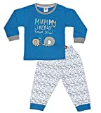 Infant Cotton Printed Night Suit For Baby By GEORGI