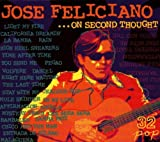 Songtexte von José Feliciano - On Second Thought