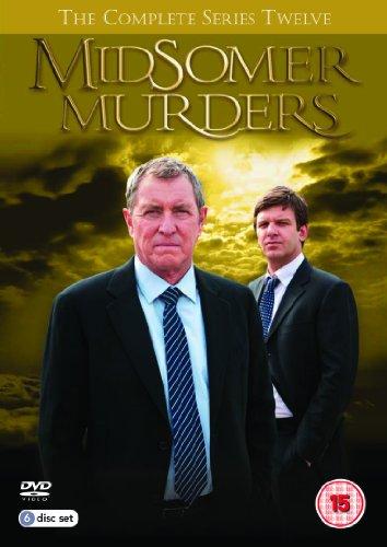 Midsomer Murders: The Complete Series Twelve [DVD] [UK Import] Preisvergleich