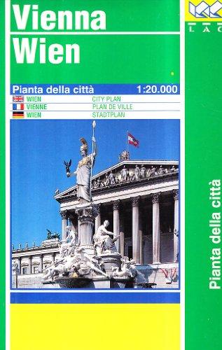 Vienna 1:20.000 (Carte stradali) por Litografia Artistica Cartografica (LAC)