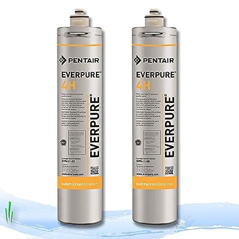Everpure ev9611–004H Ersatz Filter Kartusche 2Pack