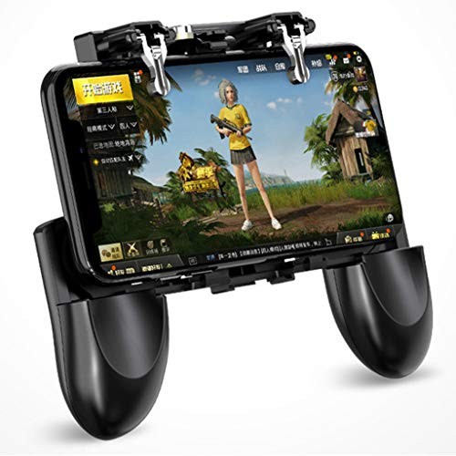H1 Handy Game Controller,Wawer Beweglicher Gamecontroller Sensitive Shoot And Aim Joysticks Gamepad Griff für PUBG -