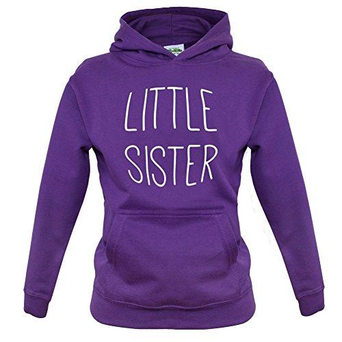 Little sister - Kinder Hoodie/Kapuzenpullover - 9 Farben - 1-13 Jahre