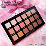 Sivanna colors hd ultimate eyeshadow palette 02