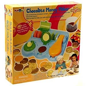 Chocolate Coin Money Maker Toy