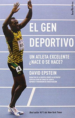 El gen deportivo (Indicios no ficción) por David Epstein