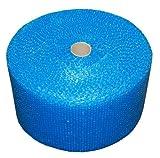 realpackâ ® 1x Rolle–Blau stark Luftpolsterfolie Größe: breit 30,5cm 300mm x 100m frei Schnelle Lieferung Lieferung am nächsten Tag innerhalb Großbritannien