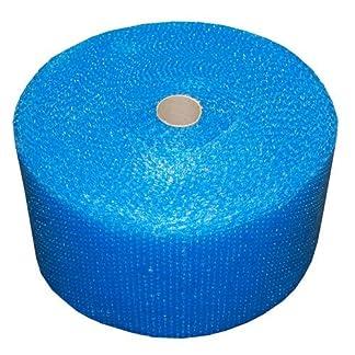 REALPACK® 1 x rollo – Azul fuerte burbujas Tamaño de la venda: ancho 12″300 mm x 50 m Envío rápido al día siguiente entrega Reino Unido