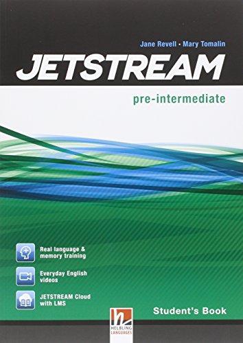 Jetstream pre-intermediate. Student's book-Workbook-Ezone codes. Per le Scuole superiori. Con CD Audio. Con espansione online