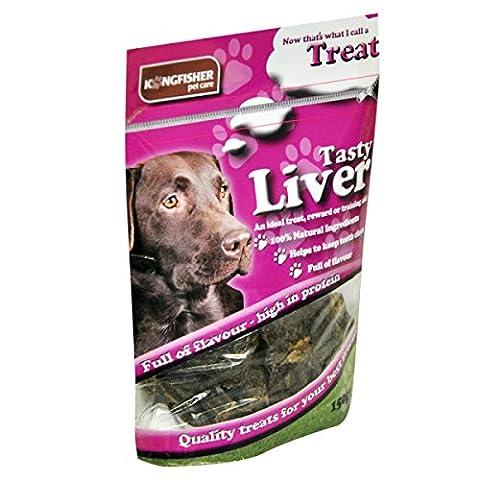 Dog Treats - 2 pack (Liver