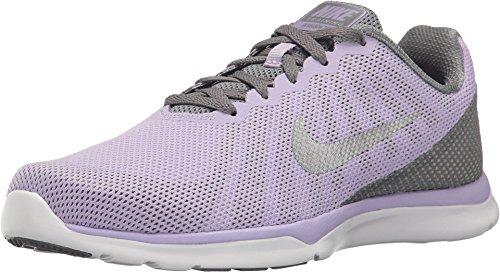 Nike NIKE852449 - In-Season Tr 6 Damen, Violett (Hydrangeas/Metallic Silver/Cool Grey), 6.5 M EU -