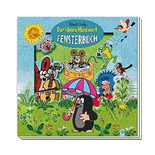 """Fenster-Pappenbuch \""""Der kleine Maulwurf\"""""""