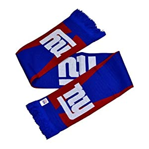 York Giants NFL American Football Schal Scarf Fanschal League Sciarpa Rugby by all4yourparty