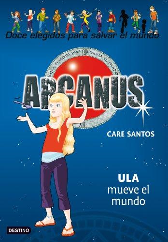 Ula mueve el mundo: Arcanus 10 por Care Santos