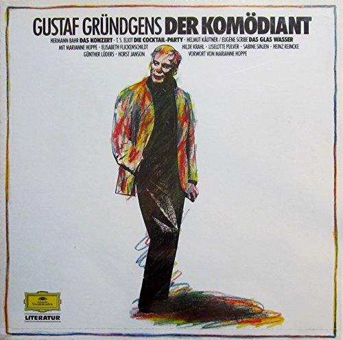 Der Komödiant (Das Konzert, Die Cocktail-Party, Das Glas Wasser) [Vinyl Schallplatte] [3 LP Box-Set] (Drei Cocktail-gläser)