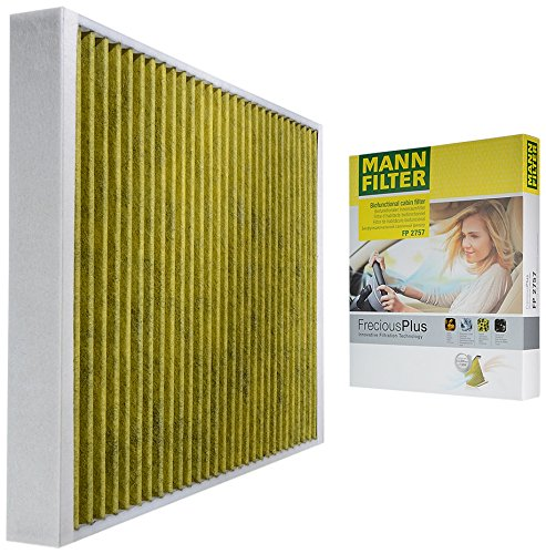 Preisvergleich Produktbild Mann Filter FP 2757 Freciousplus Innenraumfilter