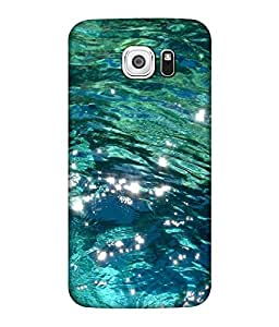 Chnno 3d cartoon Printed Back Cover For Samsung Galaxy S7 edge