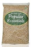 Popular Essentials Premium White Peas, 500g