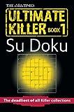 The Times Ultimate Killer Su Doku (Times Su Doku)