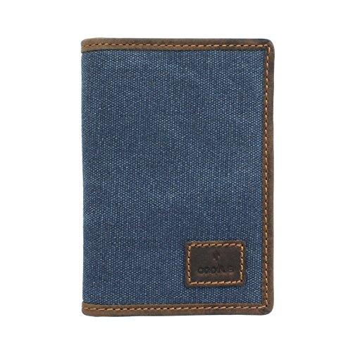 Titular/cuero pasaporte Mala CACTUS lona con protección RFID 216_81 M