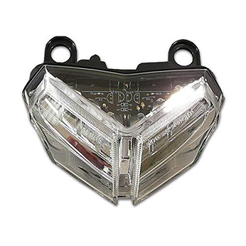 Progress Line Feu arrière LED Transparent Ducati 848-10/EVO 11-13,1098 S -08*, 1098 R 08-09/1198 S 09-11