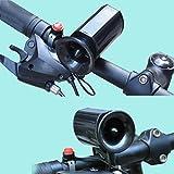 finlon Fahrrad, Bell 6Sound Horn Alarm Sirene Lautsprecher