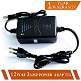 Best Battery Electric Strings - NETBOON® Brand New 12V 2A, 24W Power Adapter Review