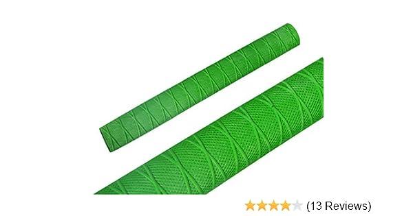Make or Break Cricket Bat Rubber Grips Non Slip Replacement Handle Grip Octopus Spiral Coil Design