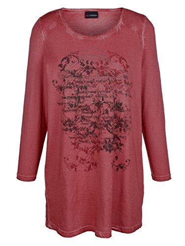 Damen Longshirt aus reiner Baumwolle by MIAMODA Terra