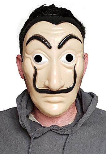 Fiesta Republic Máscara de Dali