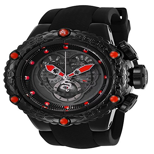 Invicta Subaqua Reloj de hombre cuarzo suizo correa de silicona 25384