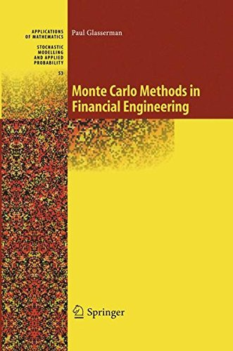 Monte Carlo Methods in Financial Engineering: 53 (Stochastic Modelling and Applied Probability)