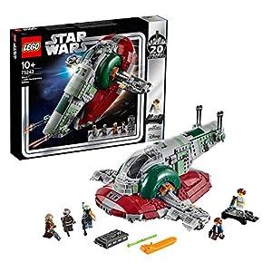 LEGO Star Wars Slave I Edizione 20° Anniversario Set di Costruzioni, un Idea Regalo Collezionabile, con 5 Minifigures e… LEGO Star Wars LEGO