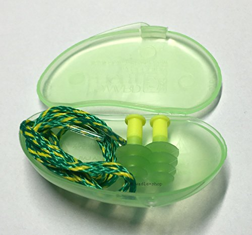 HOWARD LEIGHT Fusion,1 Stück, wiederverwendbarer Gehörschutz, Ohrstöpsel, Größe S, wadle-shop®